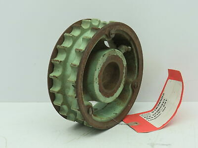 """Rexnord 815-23T Tabletop Conveyor Chain Grooved Sprocket 23T 1-1/2"""" Smooth Bore"""