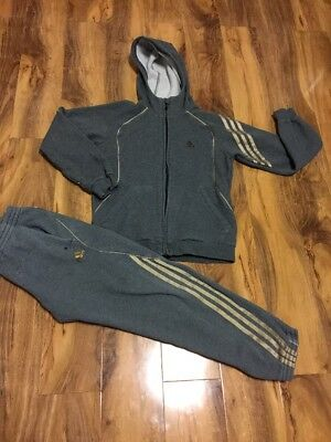 Adidas Boys/Girls Tracksuit Aged 10/11 Years Old