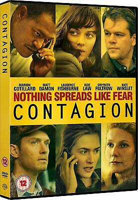 Contagion [2012] (DVD) Matt Damon, Marion Cotillard, Gwyneth Paltrow