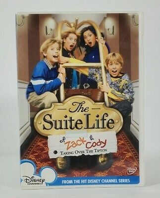 The Suite Life of Zack and Cody: Taking Over the Tipton (DVD) Disney