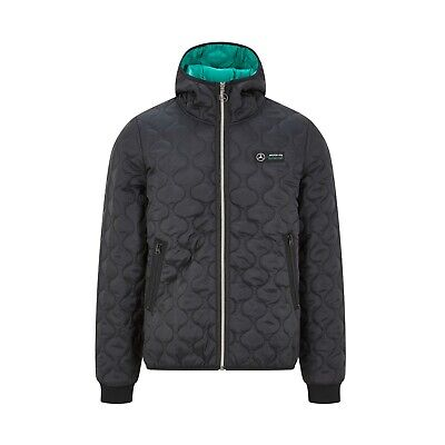 Mercedes AMG Petronas Motorsport F1 Men's Classic Padded Jacket - 2020