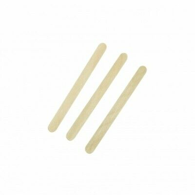 NEW Natural Wooden Stirrer - 110mm - PACKET(1000) - Kent Paper