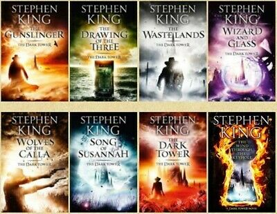stephen King The Dark Tower Series 7 [Fast Delivery]