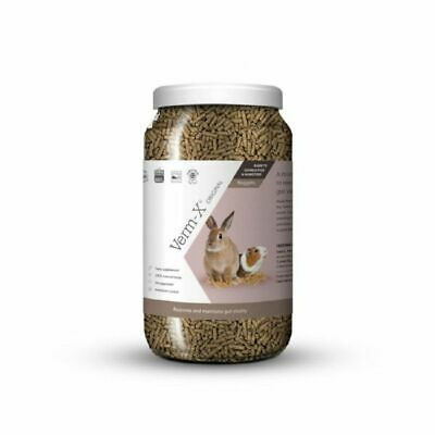 Verm-X Herbal Nuggets For Rabbits, Guinea Pigs & Hamsters 1.5Kg - 4Kg - 8Kg