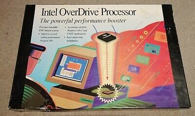Intel Overdrive Processor - 500 Piece Jigsaw Puzzle