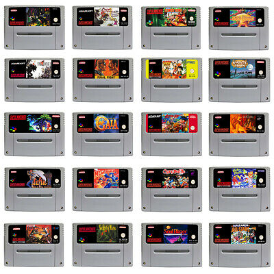 SNES / Super NES Game for EUR PAL Console Action / RPG / Rollenspiele Test Well