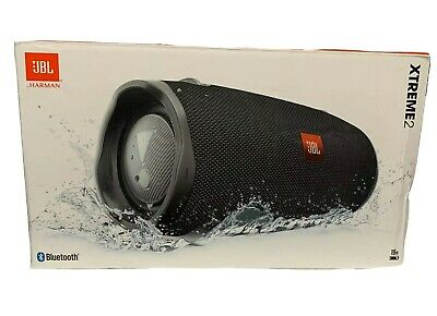 JBL XTREME 2 Portable Bluetooth Speaker IPX7 Waterproof By Harman NEW (Other)