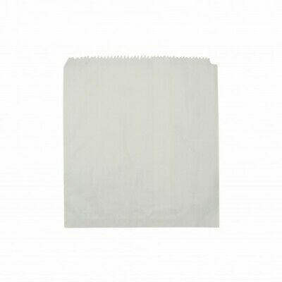 NEW White Paper Sandwich Bags - 240mm - PACKET(500) - Kent Paper