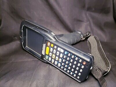 Motorola Symbol MC3190 MC3190-GI4H24E1A Windows Mobile 6.5 Barcode Scanner 3190