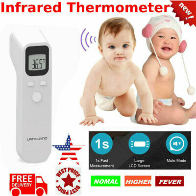 Hospital Medical Grade Infrared Temporal Forehead Thermometer Digital mg