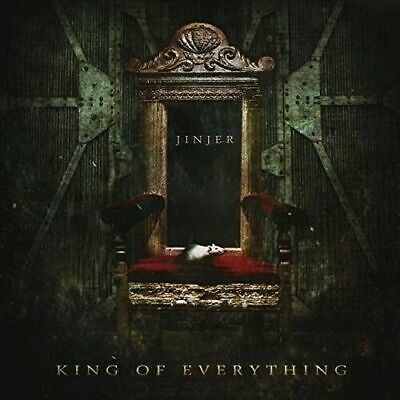 """Jinjer - """"King of Everything"""" CD - New Sealed (Napalm Records)"""