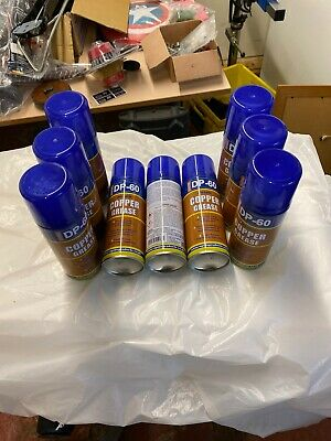 9X Rapide Dp60 Copper Grease Car Motorcycle Anti Seize High Temperature