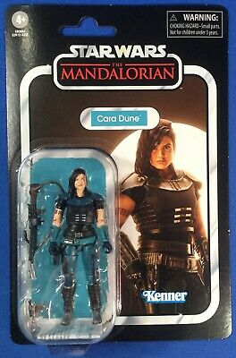 Star Wars The Vintage Collection The Mandalorian Cara Dune  Action Figure