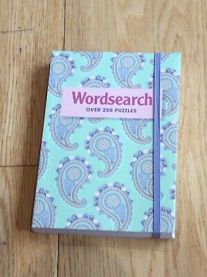 Wordsearch over 250 puzzles Brand New