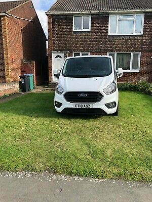 2018 Ford Transit Custom 2.0 300 LIMITED L1 H1 130 BHP EURO6 ENGINE