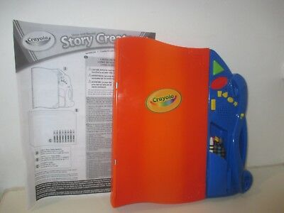 Crayola Draw and Record Story Creator with Instruction Booklet - Ages 5+