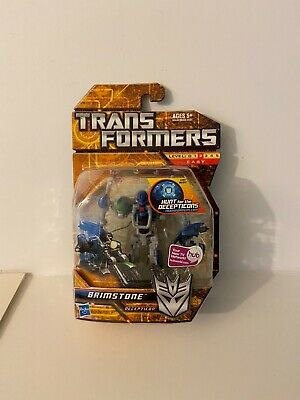 Transformers Hunt for the Decepticon Backfire Complete Scout Motorcycle HFTD