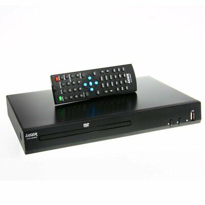 Laser Dvd Hd Digital Dvd Player Hdmi Rca & Remote Usb Port Multi Region