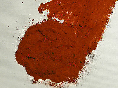 Red Ochre Australian Natural Earth Pigment 50 Grams Bag