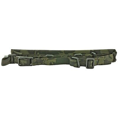 Blue Force Gear Vickers 2-Point Padded Combat Sling TriGlide Black Multicam! NEW