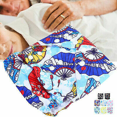 Reusable Adjustable Adult Cloth Diaper Nappy Pants Incontinence Bedwetting MR