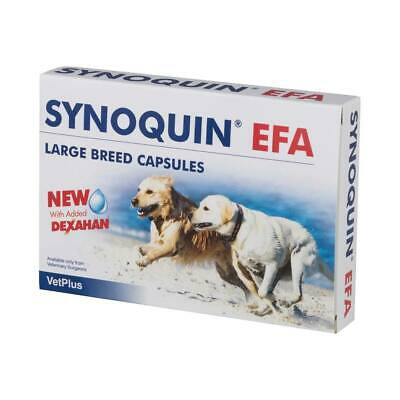 Synoquin EFA Large Breed Capsules 30 Pack