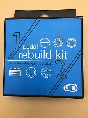 11 2 PEDAL BALL \ NEEDLE BEARING REBUILD KIT EGGBEATER 3 CRANK BROTHERS CANDY