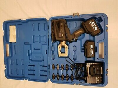 Cembre B500 Cordless Battery Electrical Crimping Tool