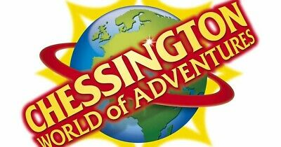 6 x tickets Adult/Child to Chessington @@ valid 14th July  2020 @@
