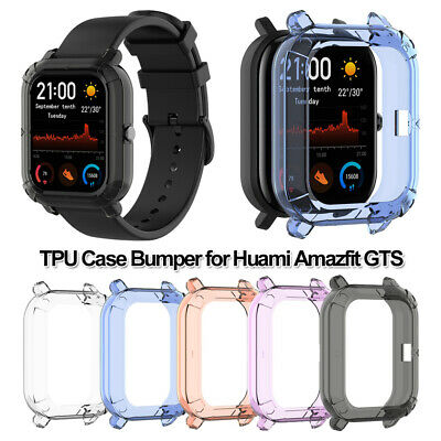 Shell TPU Watch Case Bumper Cover Protector For Xiaomi Huami Amazfit GTS