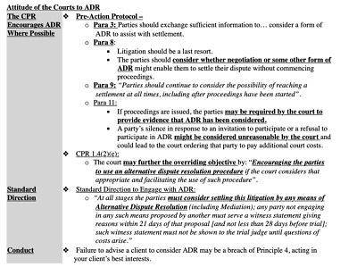 LPC Notes 2020 II Commercial Dispute Resolution II Distinction Quality