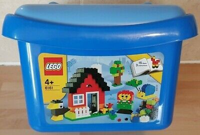 LEGO 6161 Classic Brick Box 100% Complete with Box and Instructions