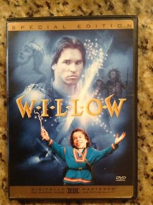 Willow (DVD, 2003, Special Edition Sensormatic)Authentic US RELEASE RARE OOP