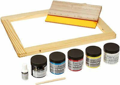 Jacquard Jacquard Opaque Colours Screenprinting Kit