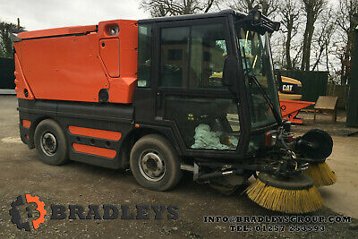 schmidt Swingo 200 road sweeper year 2009 ( 09) fully working and checked
