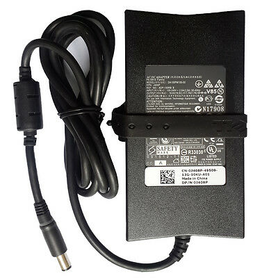 New Original OEM Dell 130W AC Adapter for Inspiron 15-7559-5012GRY Gaming Laptop