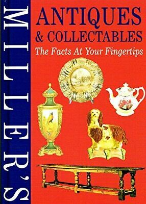 Very Good, Miller's Antiques & Collectables: The Facts At Your Fingertips, Judit