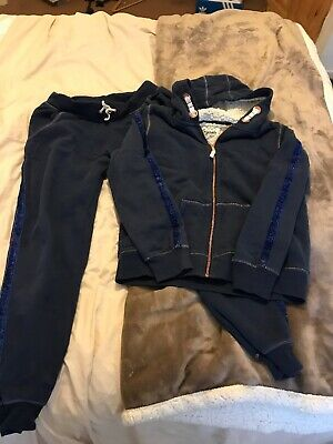 Girls Jogging Suit Age 12-14 Years Marks & Spencers
