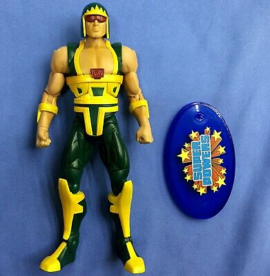DC UNIVERSE CLASSICS WAVE 13 SUPER POWERS TRIBUTE CYCLOTRON  FIGURE