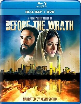 Before the Wrath Blu-ray (New & Sealed)