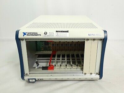National Instruments PXI-1042 PXI Chassis Mainframe #6888