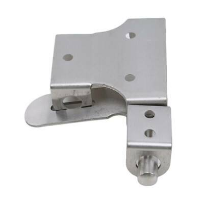 Furniture Bolt Stainless Steel Heavy Duty Brushed Box Bolts Bolt Gate Latch Q