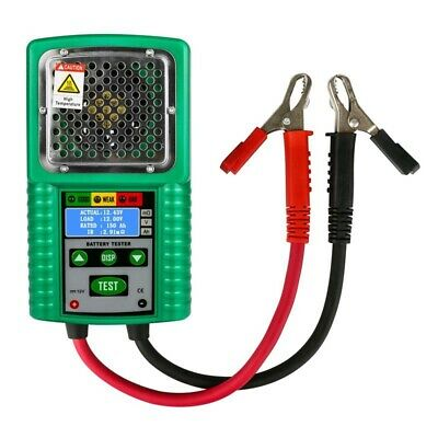 Dy226 Car Battery Tester 6V and 12V Dc 4-Bit Display Ups Battery Solar Battery M