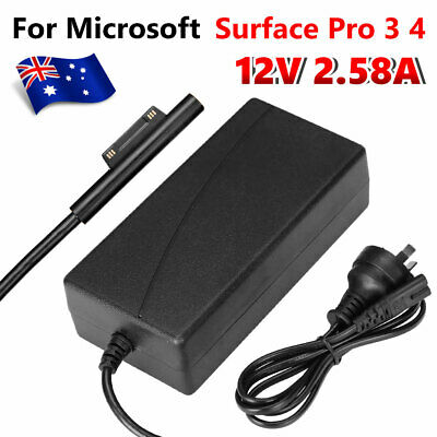 For Microsoft Surface Pro 3 4 Charger AC Adapter Charger Power Supply 12V 2.58A