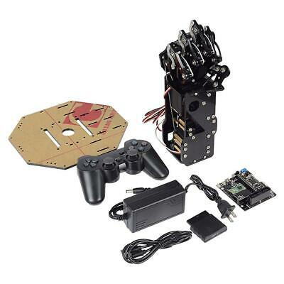 uHand Bionic Robot Hand Palm Arm Five Fingers with Control System sz
