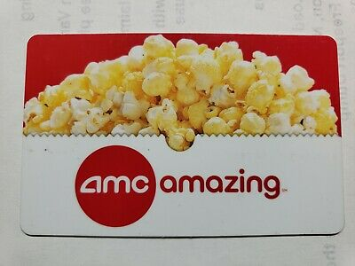 Amc Theaters Gift Card $35. Actual Card shipped out via First Class Mail free