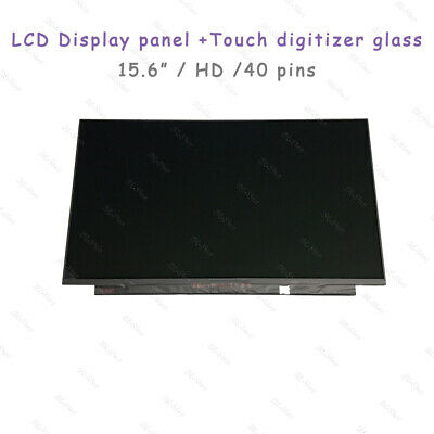 HD HP Pavilion 15-CW NT156WHM-T03 LCD Display Touch Screen Assembly Replacement