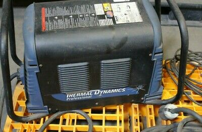 Thermal Dynamics CutMaster 52 Plasma Cutting System + Consumables