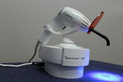 DENTSPLY Spectrum 800***FREE SHIPPING** Dental Curing Light Unit