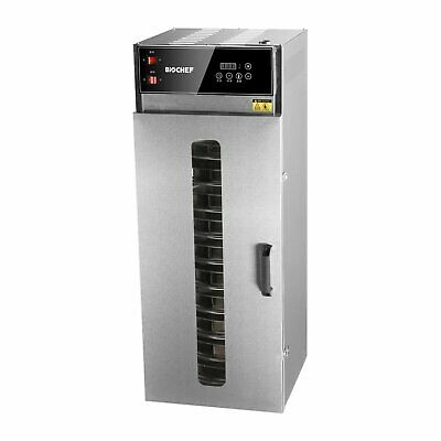 BioChef Large Commercial Food Dehydrator 10 Tray - Rotating